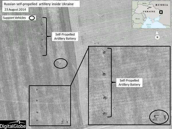 Немецкие СМИ усомнились в «спутниковых доказательствах» НАТО