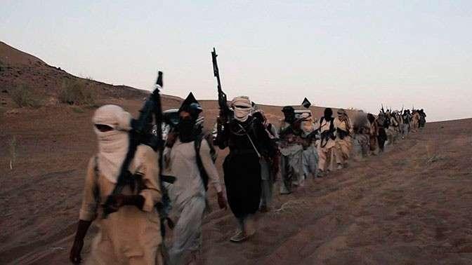 Сирия: каким оружием воюют бравые американцы в ИГИЛ