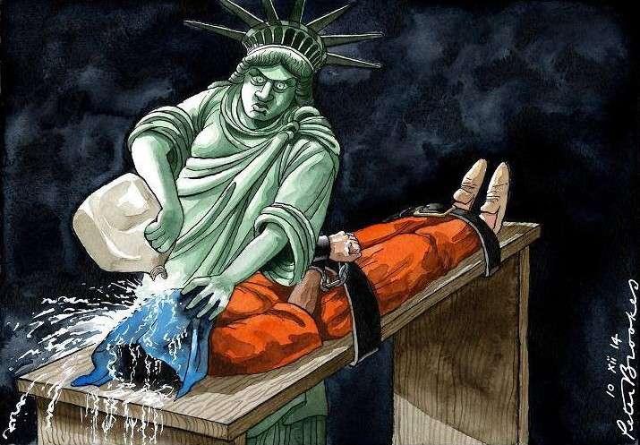 ЦРУ взяло на службу психологов-садистов для организации изощренных пыток в своих тюрьмах