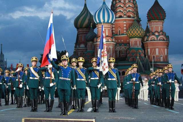 На Красной площади открывается фестиваль «Спасская башня»