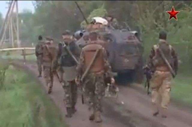 Солдаты украинской армии начали болеть тифом