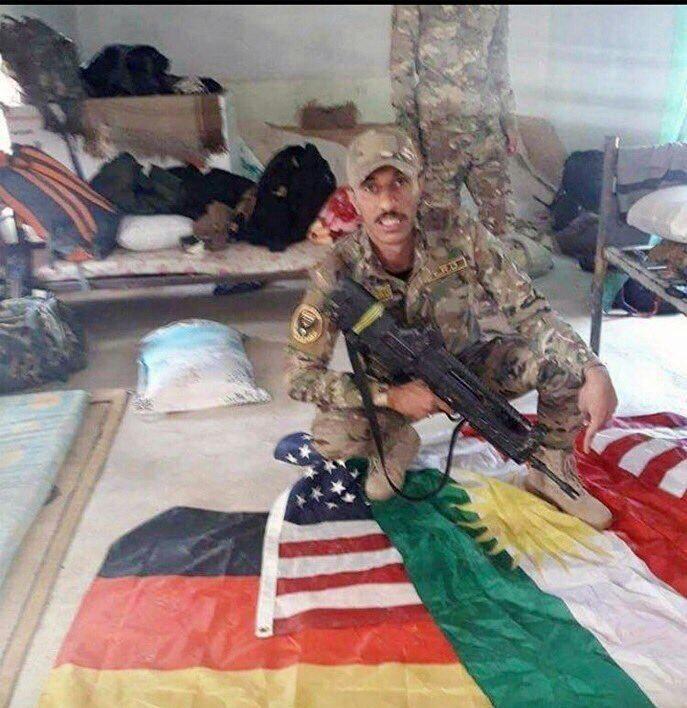 Ирак: как курды продали Киркук правительственной армии