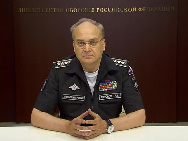 Россия никаких военных действий на Украине не ведёт