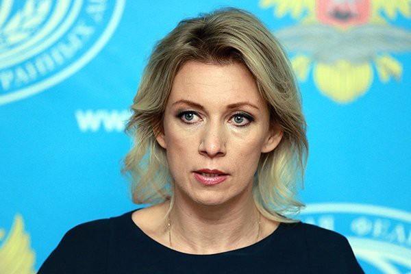 Мария Захарова: «RT не производит фейки, нет ни одного доказательства»