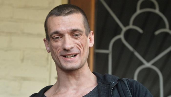 Шизоида Павленского посадили в психиатрический стационар во Франции