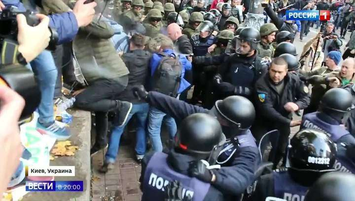 Майдан 2017: Саакашвили готовит очередной государственный переворот на Украине