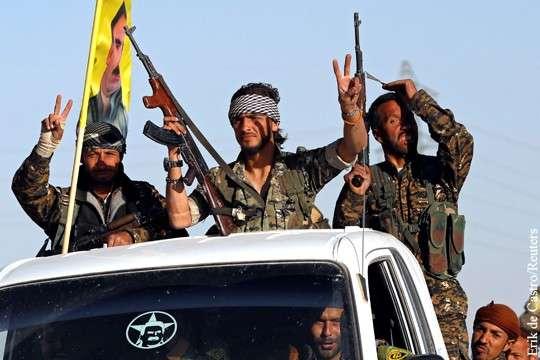 Потеря столицы – Ракки лишила наёмников США из ИГИЛ главного лозунга
