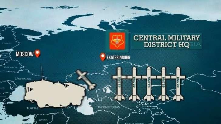 ОТРК Искандер: Русские крылатые ракеты против ПРО НАТО в Европе