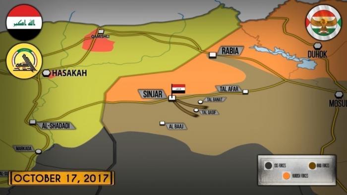 Сирии и Ирак: США опять «кинули» своих союзников курдов в Ираке