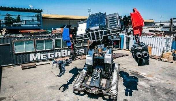 Состоялась первая вмире битва человекоподобных роботов— США одолели Японию | Продолжение проекта «Русская Весна»