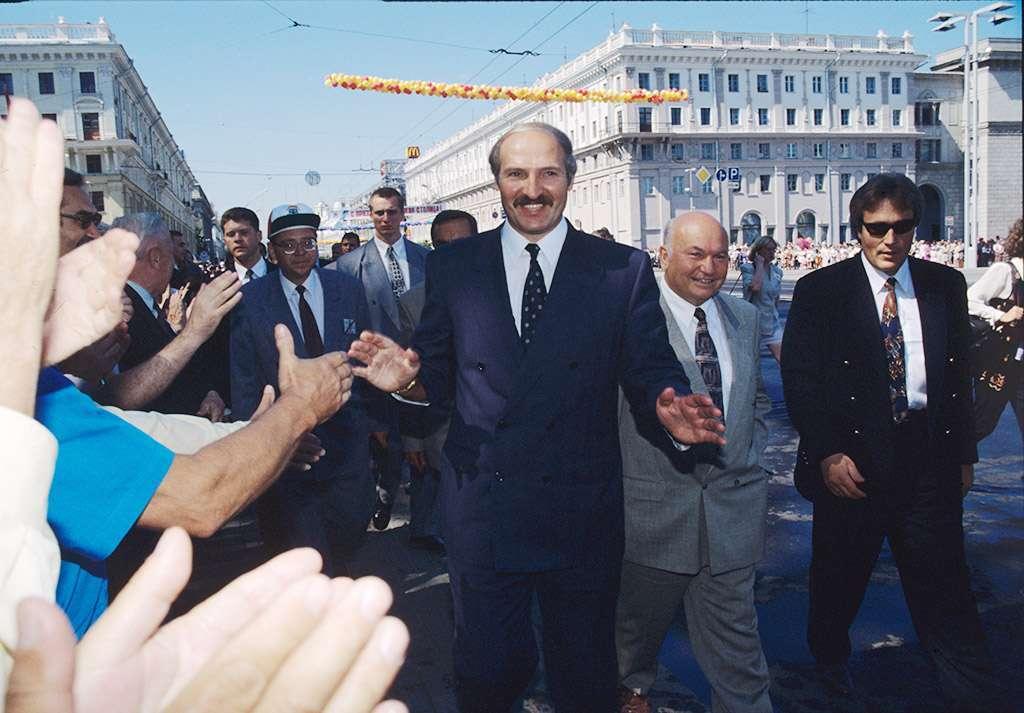 Александру Лукашенко исполняется 60 лет