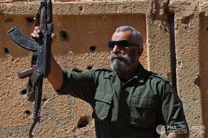 Сирия: погиб легендарный генерал, отвечавший за оборону Дейр эз Зора