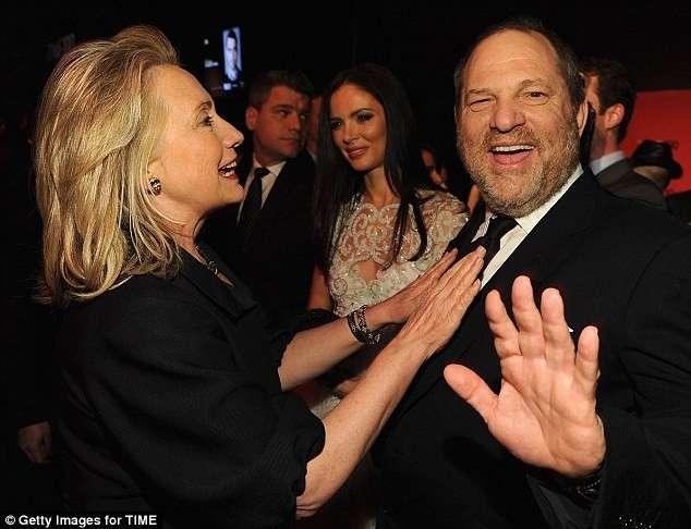 Сексуальный скандал с Вайнштейном в Голливуде. При чём здесь Дональд Трамп?