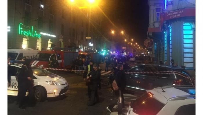 Харьков: внедорожник врезался в толпу и убил людей