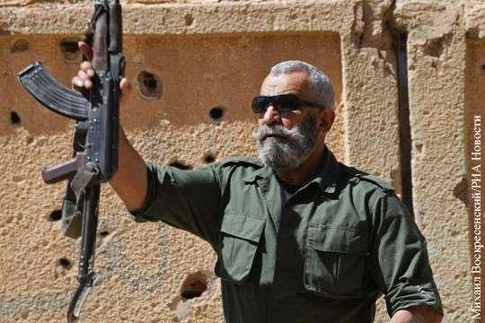 Гибель генерала Захреддина стала огромной потерей для Сирии