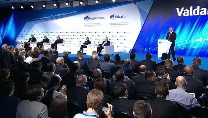 Владимир Путин: Косово и Крым – ярчайший пример двойных стандартов Запада