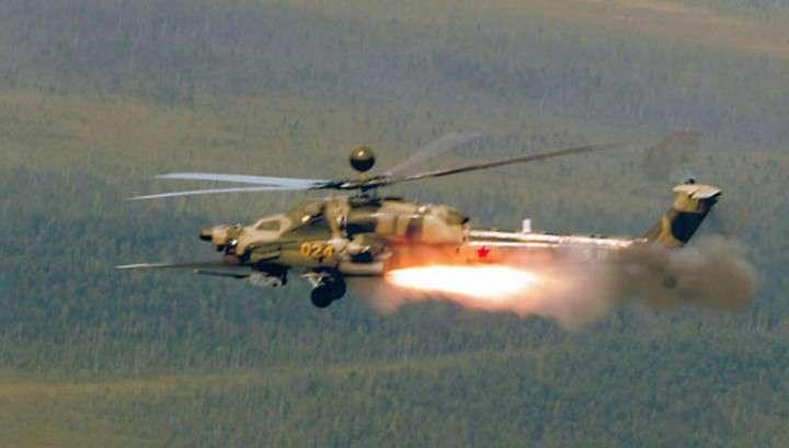 Российская армия получит новую модификацию ударного вертолёта Ми-28УБ уже в ноябре 2017