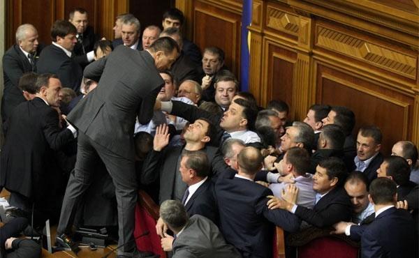 Верховная Рада Украины проголосовала заснятие неприкосновенности сдепутатов