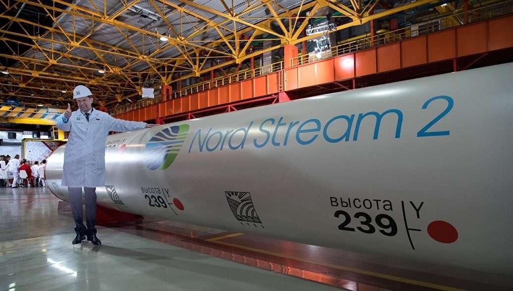 В Германии уже начали делить газ из «Северного потока-2»