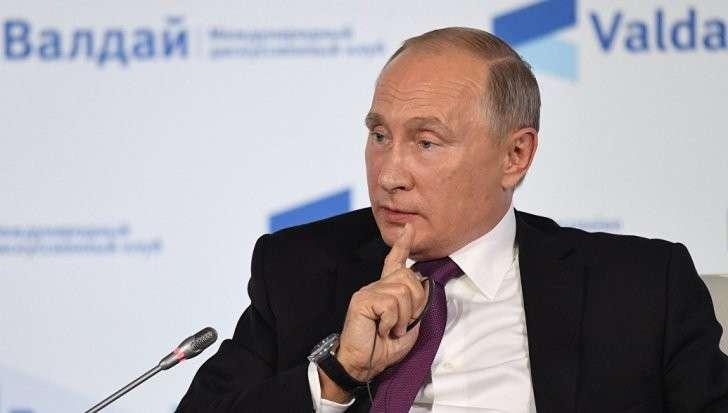 Владимир Путин: Россия не допустит в Донбассе повторения событий в Сребренице