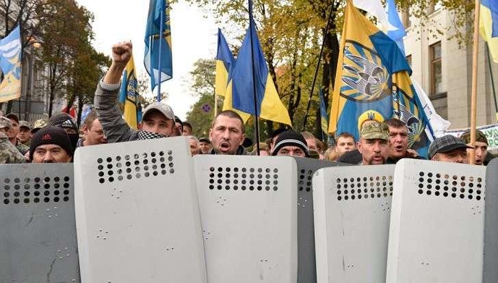 Горький юмор. Майдан 2017: зловещее шапито с теми же персонажами
