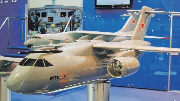 Ил-276заменят все построенные при СССР средние военно-транспортные самолёты