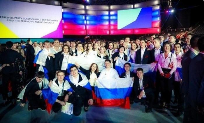 Россия заняла первое место в командном зачёте на чемпионате мира WorldSkills в Абу-Даби