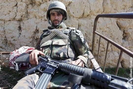 Афганистан просит Россию выгнать американских агрессоров из страны