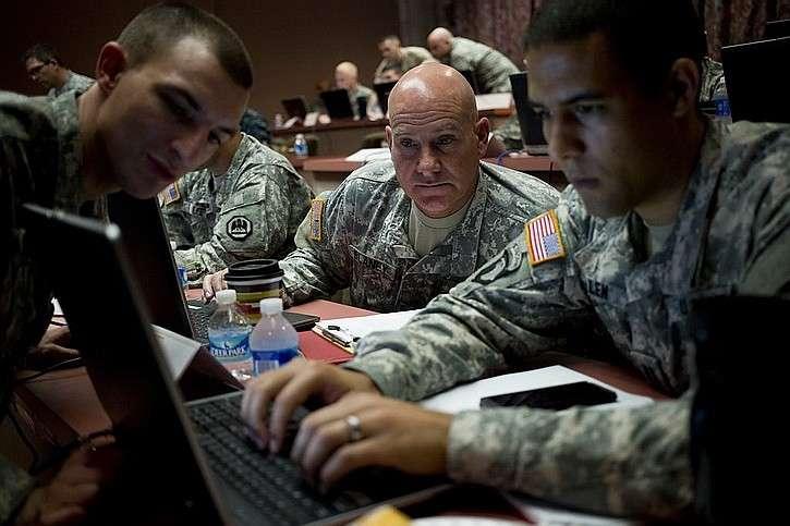 США создают информационную сеть, чтобы взорвать Россию изнутри