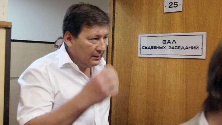 Бывший первый заместитель начальника главного управления по борьбе с оргпреступностью МВД генерал-майор Анатолий Петухов