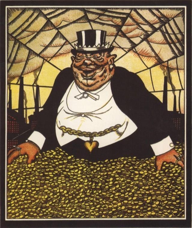 С какой планеты к нам прилетают капиталисты и бюрократы?