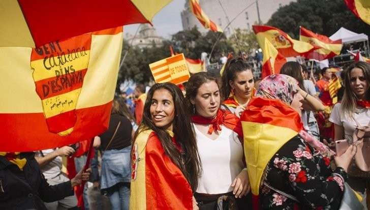 Испания определит воспитательные меры в отношении Каталонии