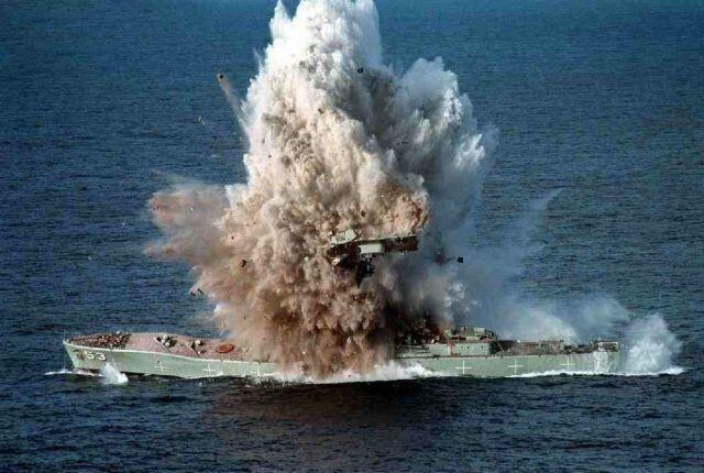 Русские ВКС показали катерам «волчьей стаи» Украины свои возможности