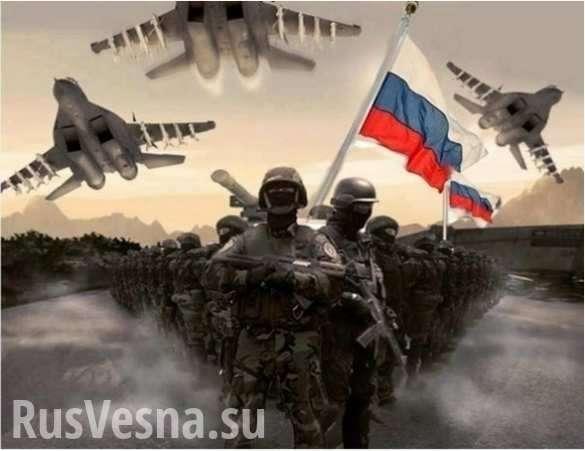 Информационная сеть ВС России: как армию готовят к войнам будущего | Русская весна