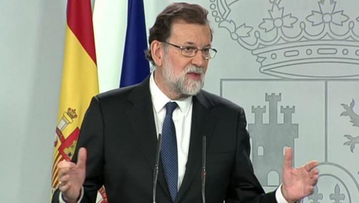 Правительство Испании решило приостановить автономный статус Каталонии