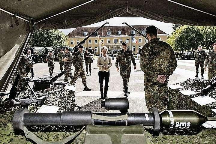 Четвёртый рейх: ЕС стремится создать еврогосударство с одним лидером и единой армией