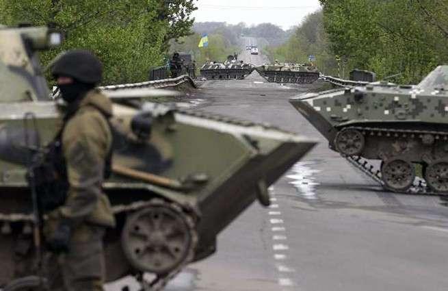 Армия ДНР разрешила военным вывезти раненых и погибших