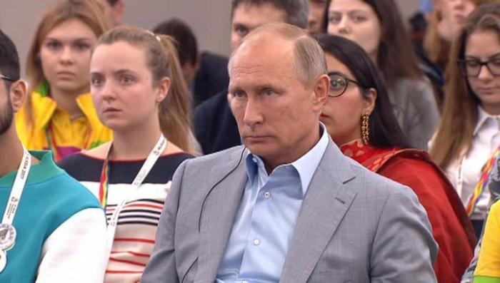 Владимир Путин назвал вещь, которая страшнее атомной бомбы
