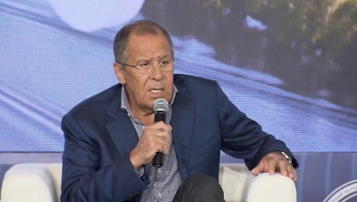 Сергей Лавров: «золотой миллиард» не должен процветать за счет всех остальных