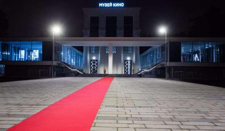 ВВДНХ открылся Музей кино