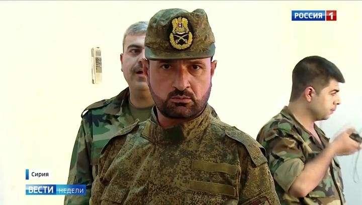 Сирия, Дейр-эз-Зор: эксклюзивный репортаж из штаба генерала Сухеля
