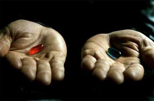 Владимир Путин предложил Западу на выбор две таблетки
