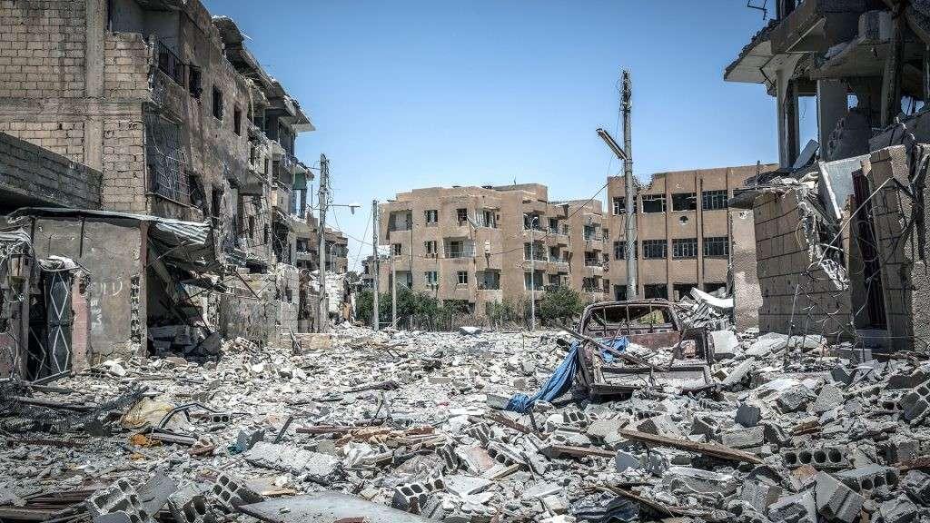 Сирия будет считать Ракку освобожденной только после входа в нее правительственных войск