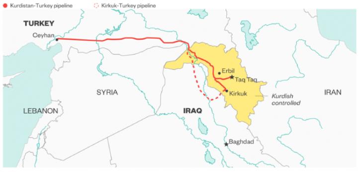 Тучи над Тегераном сгущаются: лицемерные пиндосы требуют от Ирана вывести войска из Ирака