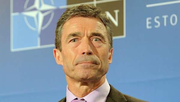 Пегая с косой подталкивает Украину в НАТО
