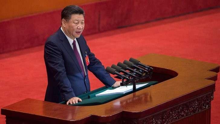 Император Китая выбран: компартия поставила Си Цзиньпина в один ряд с Мао Цзэдуном