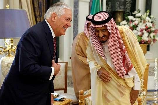 Госдеп и Тиллерсон рискуют разжечь новую резню внутри исламского мира