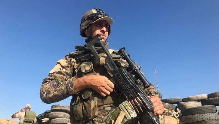Сирия: генерал рассказал о обнаруженном на складе ИГИЛ новейшем оружии НАТО