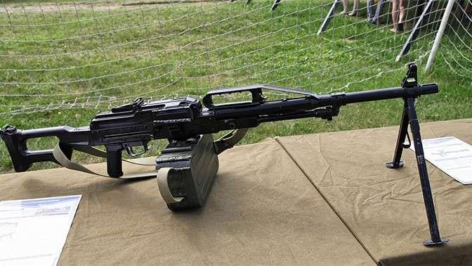 Русские пулеметы для армии и спецназа.