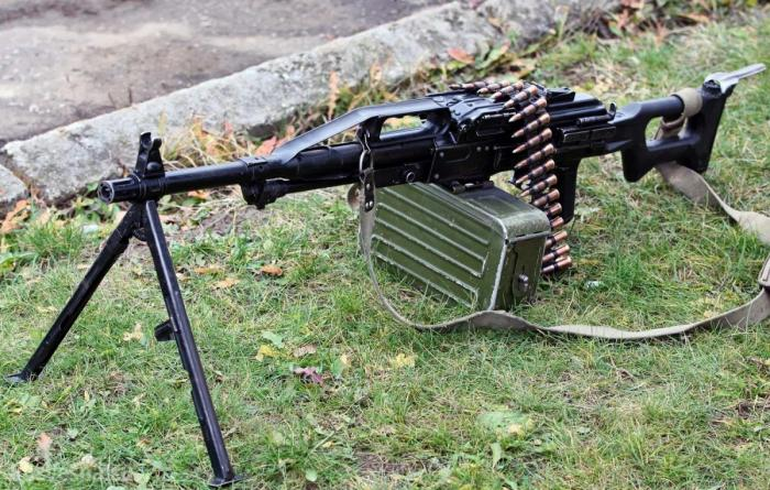 """Русские пулеметы для армии и спецназа. """"Малыш"""", который сможет заменить РПГ 7"""